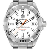 Carnegie Mellon University Men's TAG Heuer Steel Aquaracer