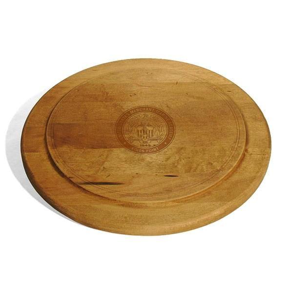 USMMA Round Bread Server - Image 1
