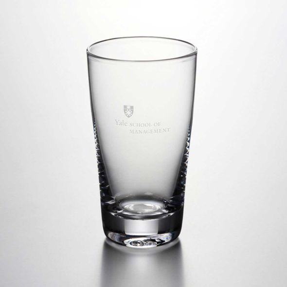 Yale SOM Ascutney Pint Glass by Simon Pearce - Image 1