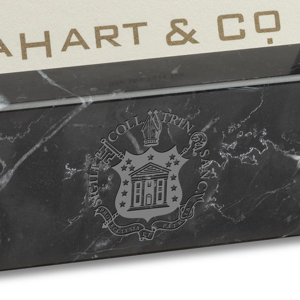 Trinity Marble Business Card Holder - Image 2
