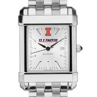 University of Illinois Men's Collegiate Watch w/ Bracelet