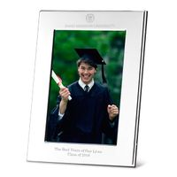 James Madison Polished Pewter 4x6 Picture Frame