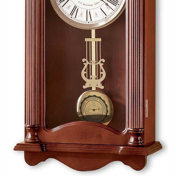 Central Michigan Howard Miller Wall Clock - Image 2