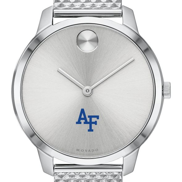 US Air Force Academy Women's Movado Stainless Bold 35