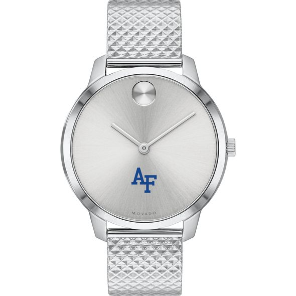 US Air Force Academy Women's Movado Stainless Bold 35 - Image 2