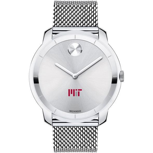MIT Men's Movado Stainless Bold 44 - Image 2