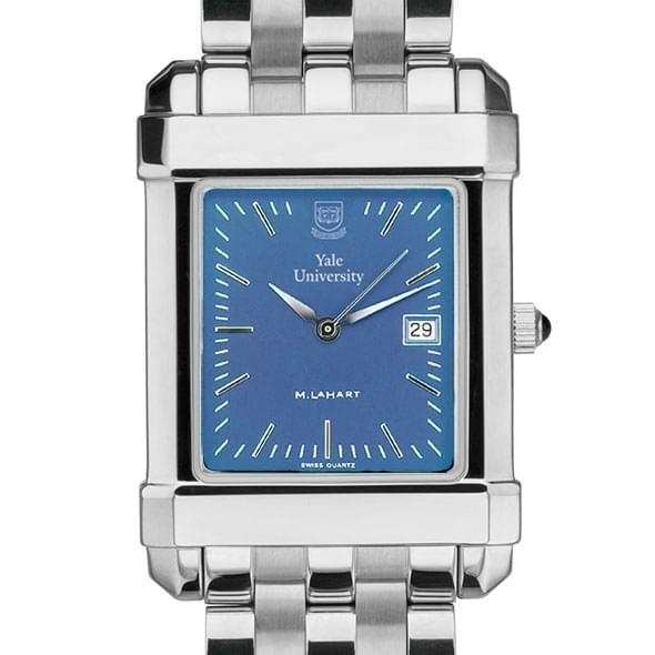 Yale Men's Blue Quad Watch with Bracelet - Image 1