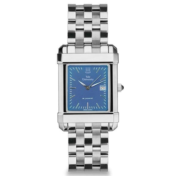 Yale Men's Blue Quad Watch with Bracelet - Image 2