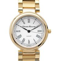 Columbia University Women's Classic Watch with Bracelet