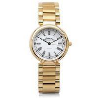 William & Mary Women's Classic Watch with Bracelet