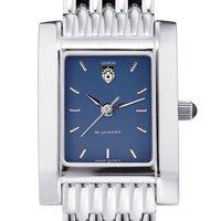 Lehigh Women's Blue Quad Watch with Bracelet