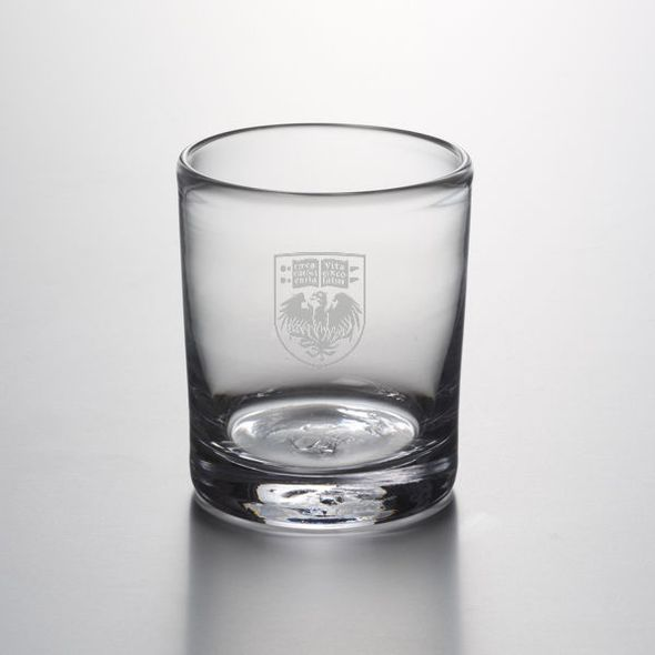 Chicago Double Old Fashioned Glass by Simon Pearce - Image 2