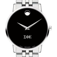 Sigma Phi Epsilon Men's Movado Museum with Bracelet