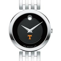 University of Tennessee Women's Movado Esparanza Stainless Steel Museum with Bracelet