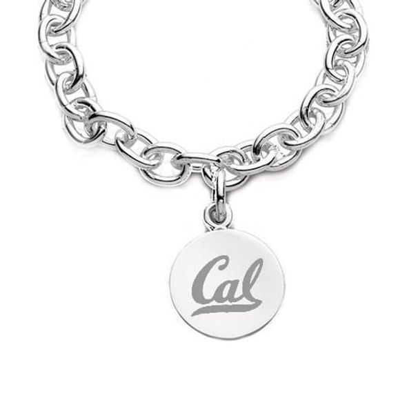Berkeley Sterling Silver Charm Bracelet - Image 2
