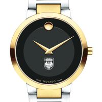 University of Chicago Men's Movado Two-Tone Modern Classic Museum with Bracelet