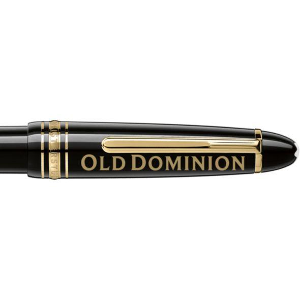 Old Dominion Montblanc Meisterstück LeGrand Ballpoint Pen in Gold - Image 2