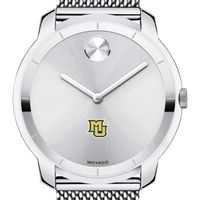 Marquette Men's Movado Stainless Bold 44