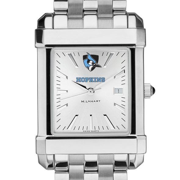 Johns Hopkins Men's Collegiate Watch w/ Bracelet