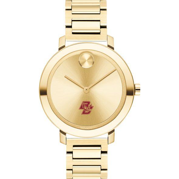 Boston College Women's Movado Gold Bold 34 - Image 2
