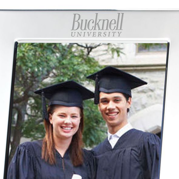 Bucknell Polished Pewter 5x7 Picture Frame - Image 2
