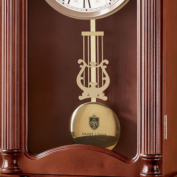 Saint Louis University Howard Miller Wall Clock - Image 2