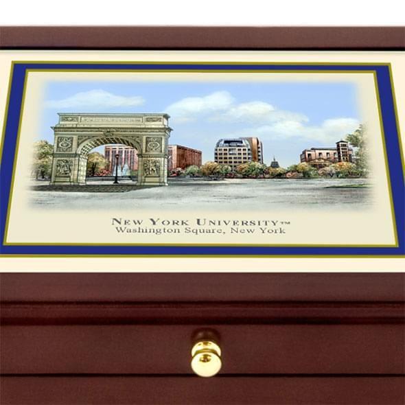 NYU Eglomise Desk Box - Image 2