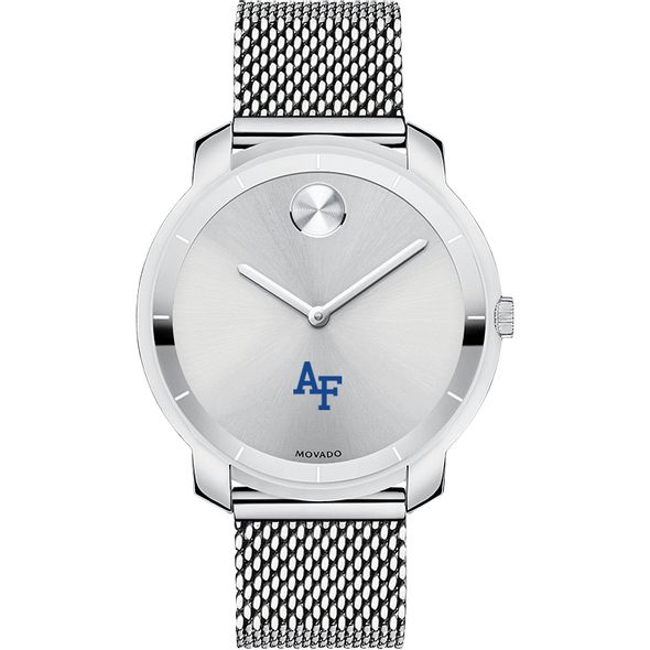 US Air Force Academy Women's Movado Stainless Bold 36 - Image 2
