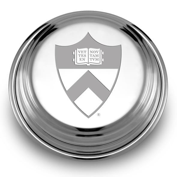 Princeton Pewter Paperweight