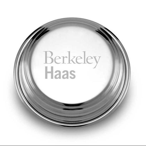 Berkeley Haas Pewter Paperweight