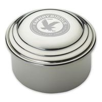 Embry-Riddle Pewter Keepsake Box