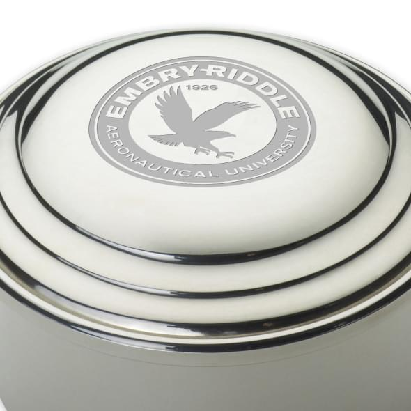 Embry-Riddle Pewter Keepsake Box - Image 2