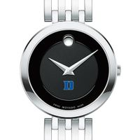 Duke University Women's Movado Esparanza Stainless Steel Museum with Bracelet