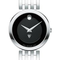 WUSTL Women's Movado Esparanza Stainless Steel Museum with Bracelet