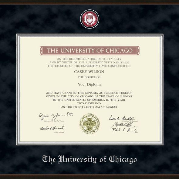 Chicago Excelsior Diploma Frame - Image 2