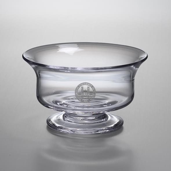WashU Small Revere Celebration Bowl by Simon Pearce