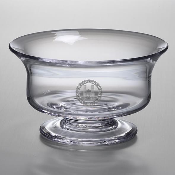 WashU Small Revere Celebration Bowl by Simon Pearce - Image 2