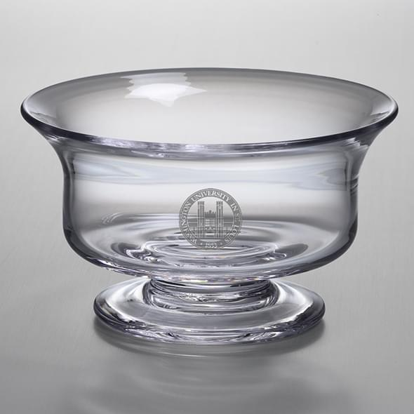 WUSTL Small Revere Celebration Bowl by Simon Pearce - Image 2