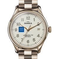 Duke Fuqua Shinola Watch, The Vinton 38mm Ivory Dial