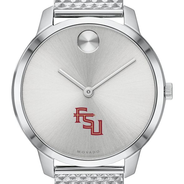 Florida State University Women's Movado Stainless Bold 35