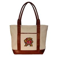 Maryland Needlepoint Tote