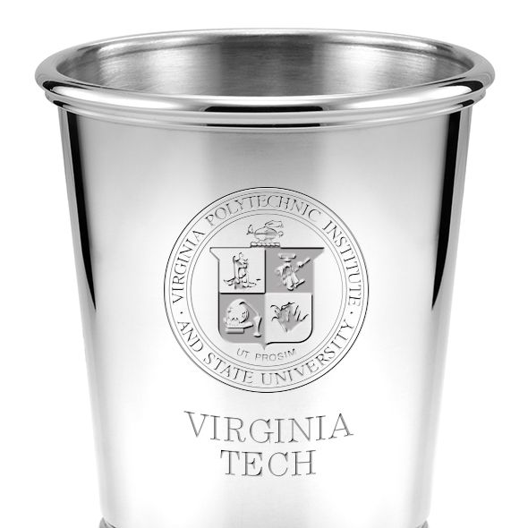 Virginia Tech Pewter Julep Cup - Image 2