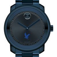 Embry-Riddle Men's Movado BOLD Blue Ion with Bracelet