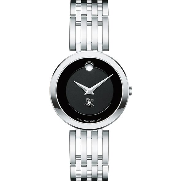 University of Vermont Women's Movado Esparanza Stainless Steel Museum with Bracelet - Image 2
