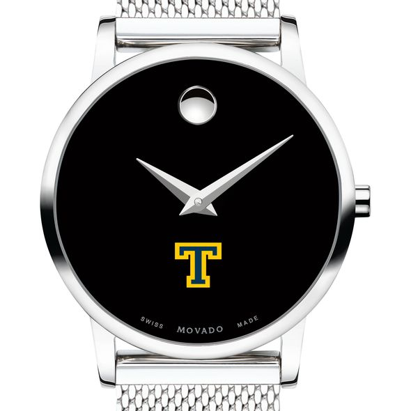 Trinity College Women's Movado Museum with Mesh Bracelet