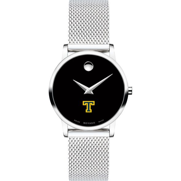 Trinity College Women's Movado Museum with Mesh Bracelet - Image 2