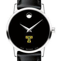 Trinity College Women's Movado Museum with Leather Strap