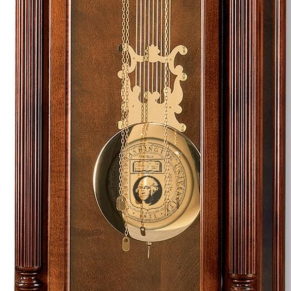 George Washington Howard Miller Grandfather Clock - Image 2