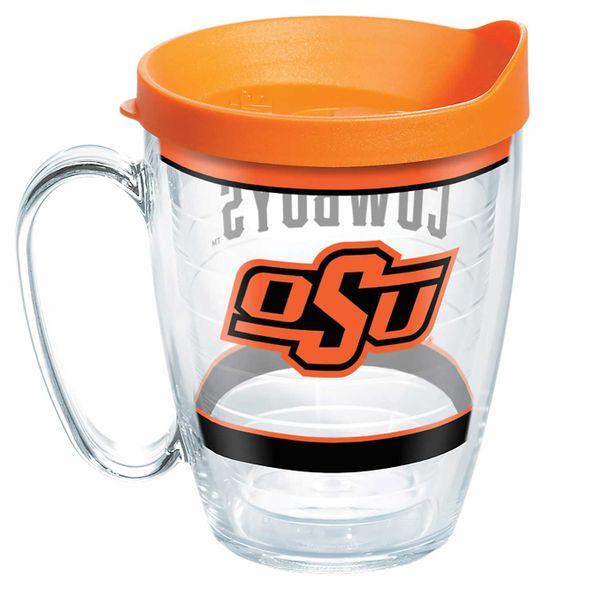 Oklahoma State 16 oz. Tervis Mugs- Set of 4 - Image 2