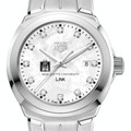 Marquette TAG Heuer Diamond Dial LINK for Women - Image 1